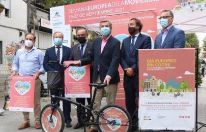 E-moving protagonista de la semana europea de la movilidad